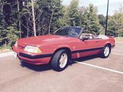 FORD MUSTANG Ford Mustang LX Convertible